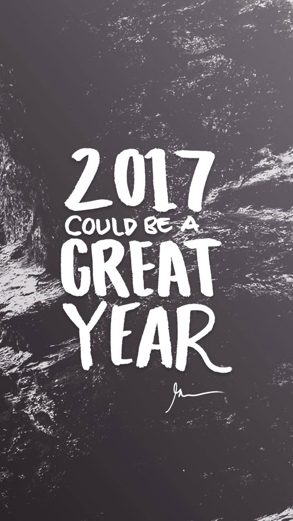 2017 Could Be A Great Year