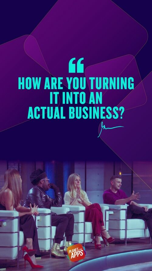 How Are You Turning It Into An Actual Business