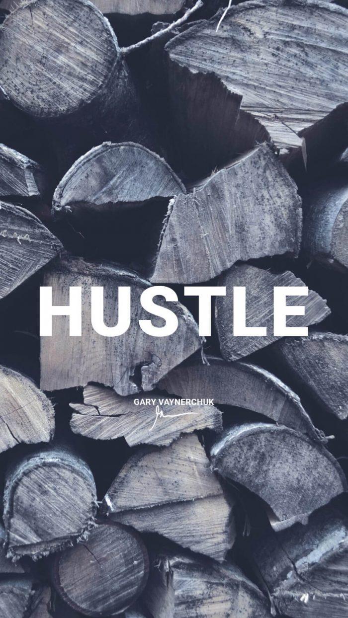 hustle  u2013 garyvee wallpapers
