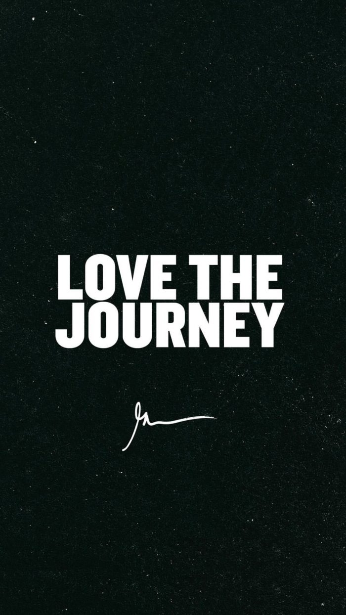 Love Journey Wallpaper : Love the journey - GaryVee Wallpapers
