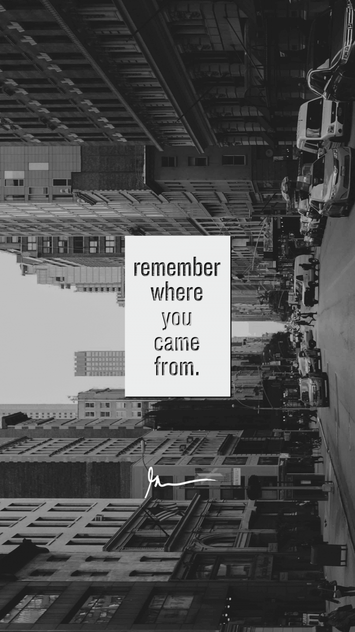 Remember Where You Came From Garyvee Wallpapers