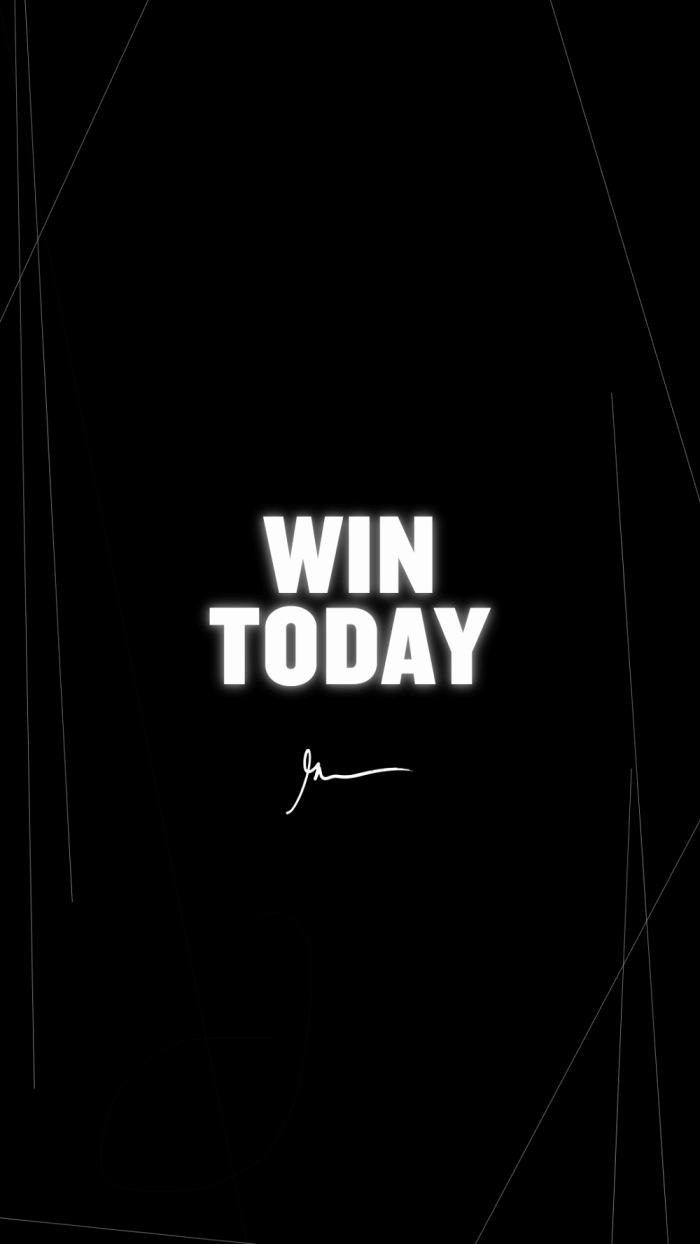 Win today