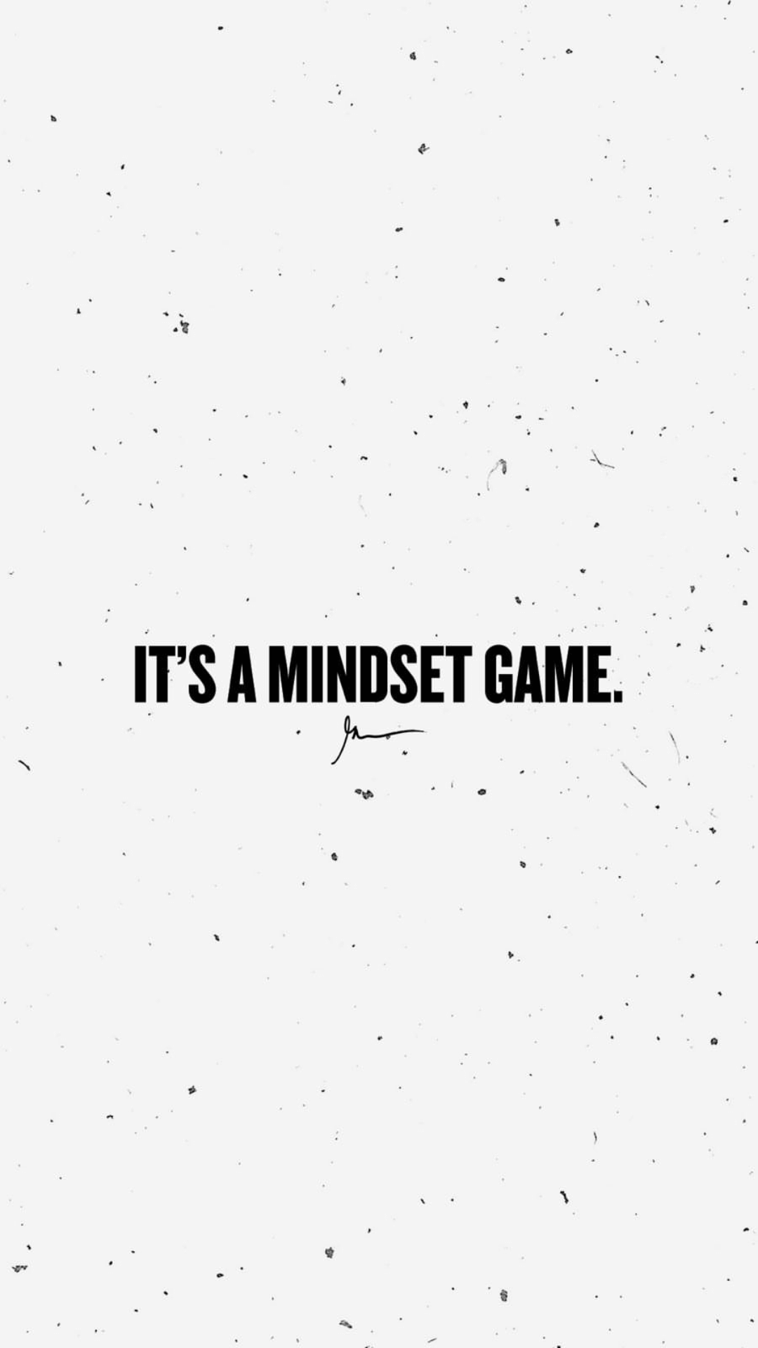 It's A Mindset Game Garyvaynerchuck Quote Download