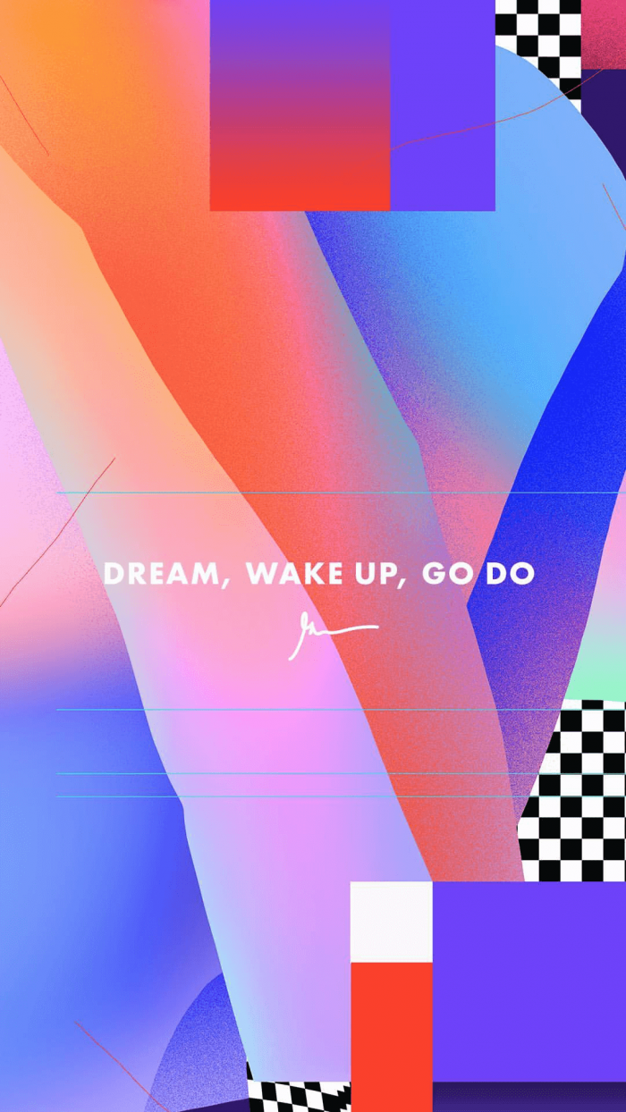 Dream, Wake Up, Go Do gary vaynerchuk wallpaper