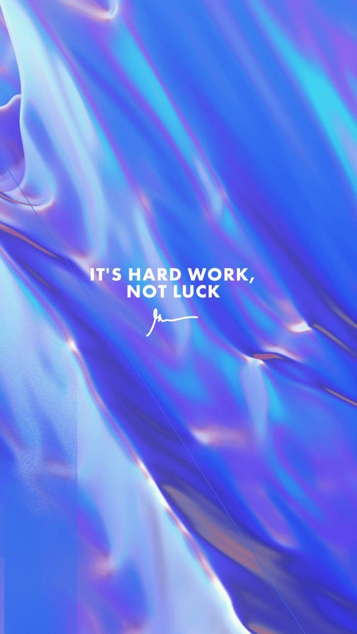 It's Hard Work Not Luck gary vaynerchuk wallpaper
