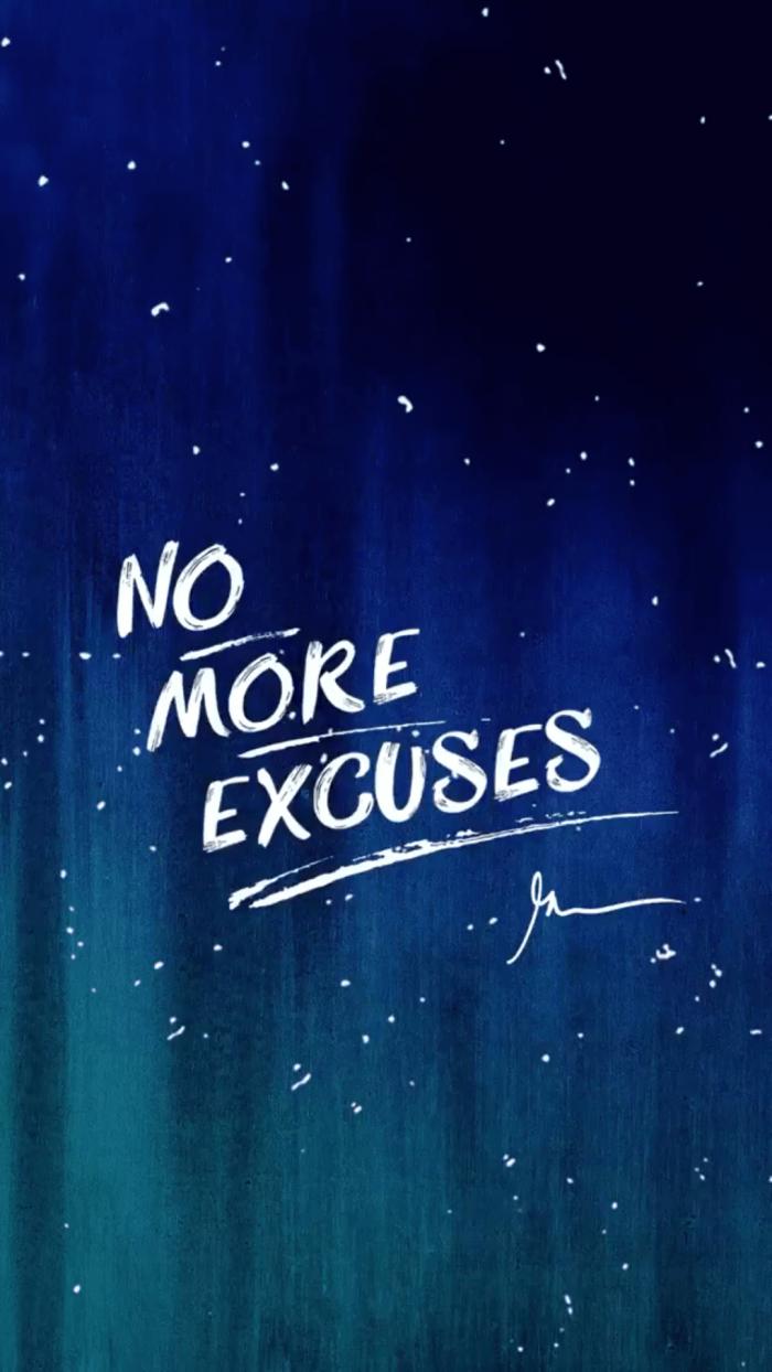 No More Excuses Gary Vaynerchuk