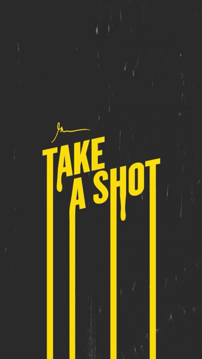 Take A Shot – GaryVee Wallpapers