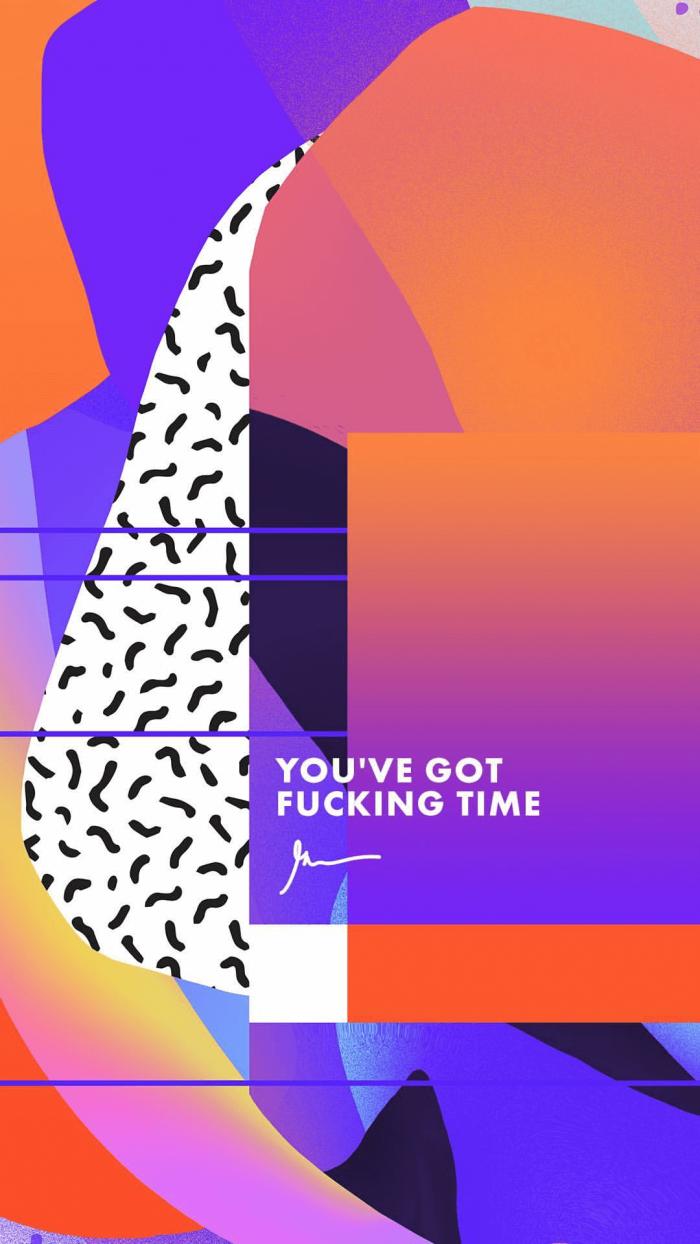 You've Got Fucking Time gary vaynerchuk wallpaper